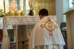 Zdjęcie z mszy świętej z światowego dnia chorego