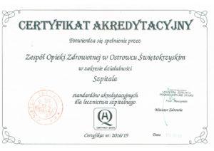 Skan Certyfikatu akredytacyjnego